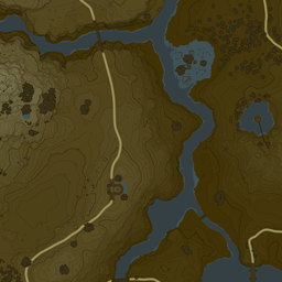 Breath of the Wild Interactive Map - Zelda Maps