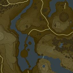 image regarding Printable Korok Seed Map named Breath of the Wild Interactive Map - Zelda Maps