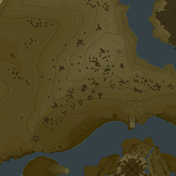 picture relating to Printable Korok Seed Map titled Breath of the Wild Interactive Map - Zelda Maps
